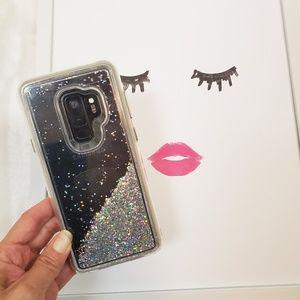 Case Mate Cascade Glitter S9 + Plus Phone Case